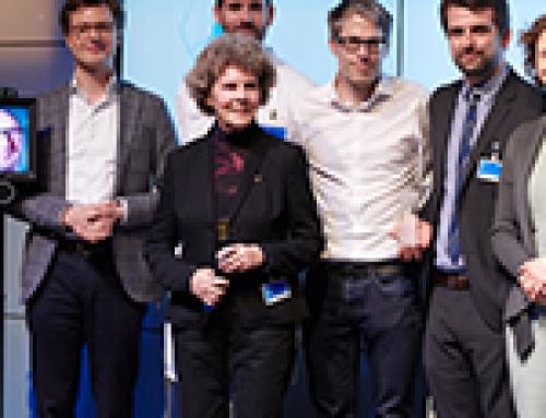 Neues InfAI-Forschungsprojekt für Parkinsonpatienten ausgezeichnet